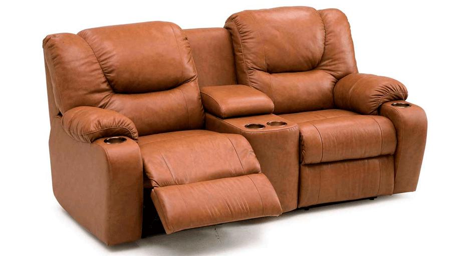 Sillones palliser la comodidad en tu sala de cine en casa - Fotos salas de cine en casa ...