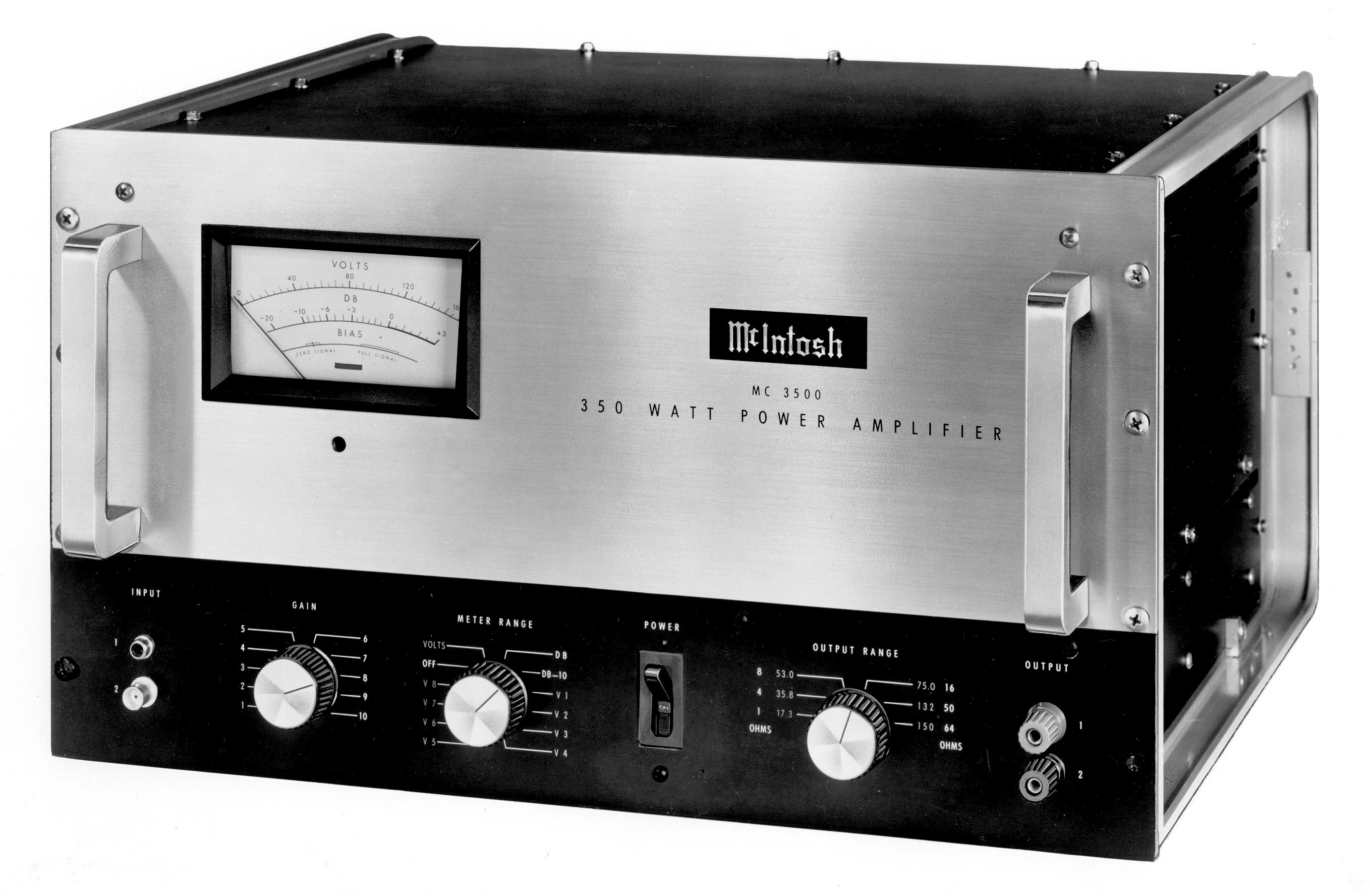 McIntosh MC3500 bw