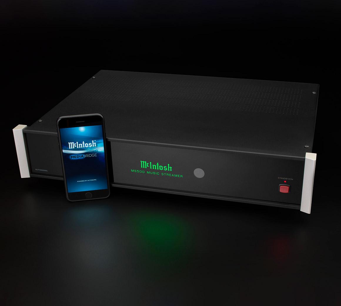 Media Streamers de McIntosh, la ubicuidad del sonido digital high end