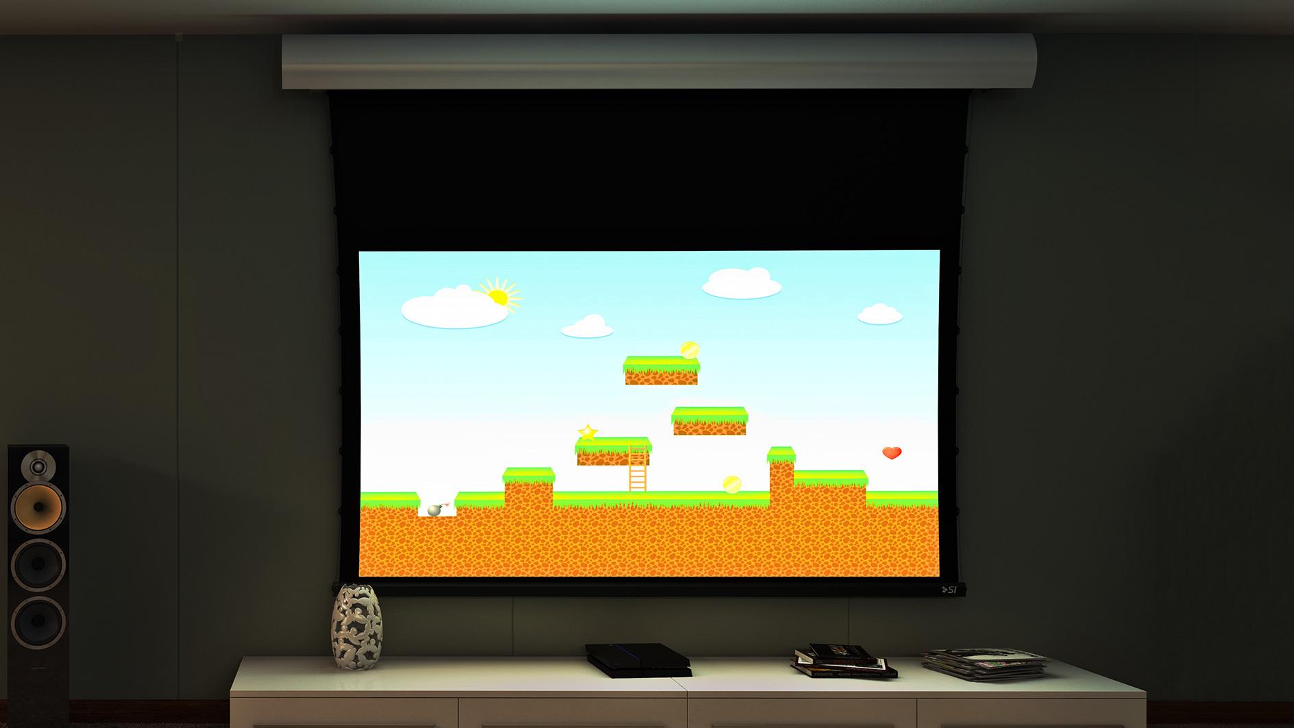 Control IP para pantallas eléctricas de Screen Innovations